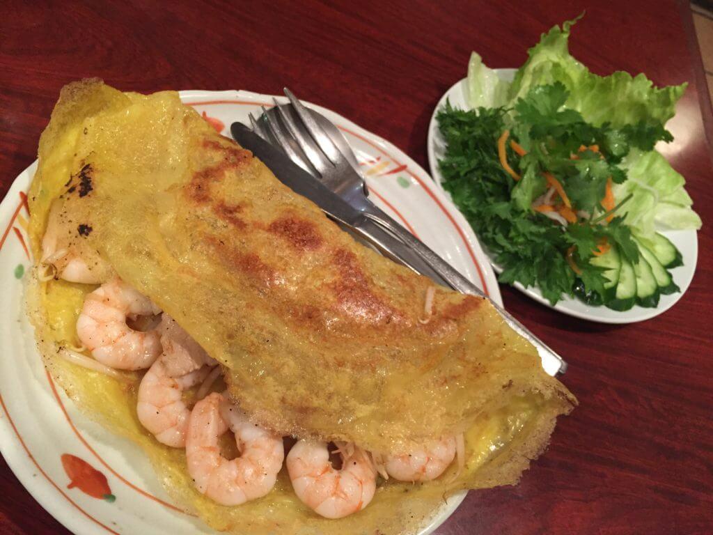 『サイゴン 有楽町店』バインセオが食べたくてベトナム料理店へ