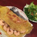 有楽町『サイゴン』ベトナム料理、バインセオが食べたくて