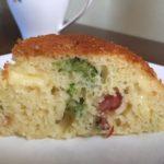ホットクックでフランスの家庭料理『ケークサレ』を作る