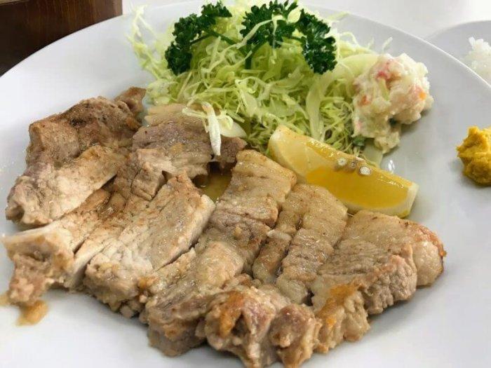 【閉店】いすみ市『源氏食堂』遠いけど食べたい!肉厚カツライス