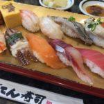 『磯のがってん寿司 柏増尾台店』平日ランチあら汁が美味いっ!