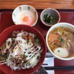 閉店『龍潭・りゅうたん』柏タカシマヤ店。沖縄の豊富な食材を定食で