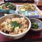 沖縄の豊富な食材を定食で『龍潭・りゅうたん』