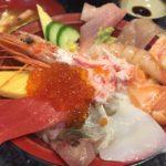金沢の台所、近江町市場へ『近江町市場寿し』で海鮮丼!