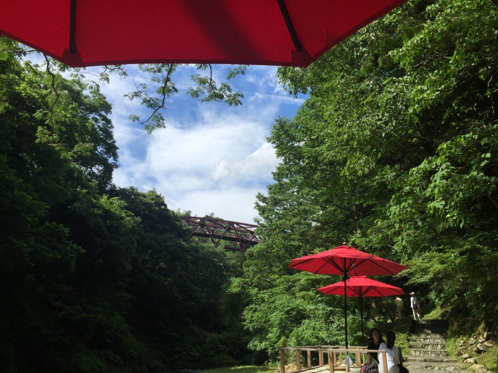 緑に囲まれた山中温泉「鶴仙渓」と「永平寺」女子旅2泊3日③
