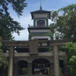 女子旅2泊3日⑤山中温泉から金沢へ尾山神社で御朱印