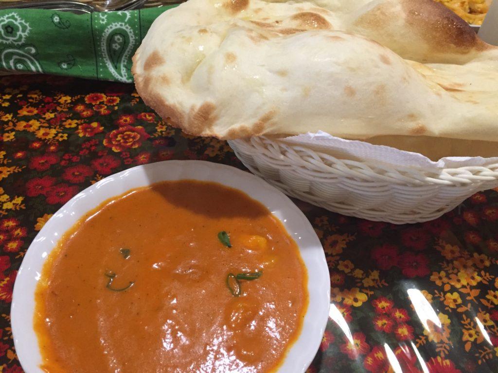 『シルジャナ』吉川市で人気の本場インド料理