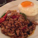 『ジャスミンタイ 四谷店』で本格タイ料理ランチ