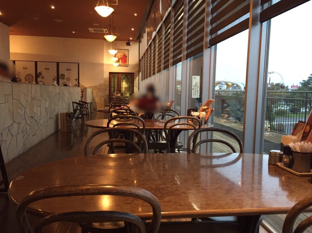 プレストンカフェ