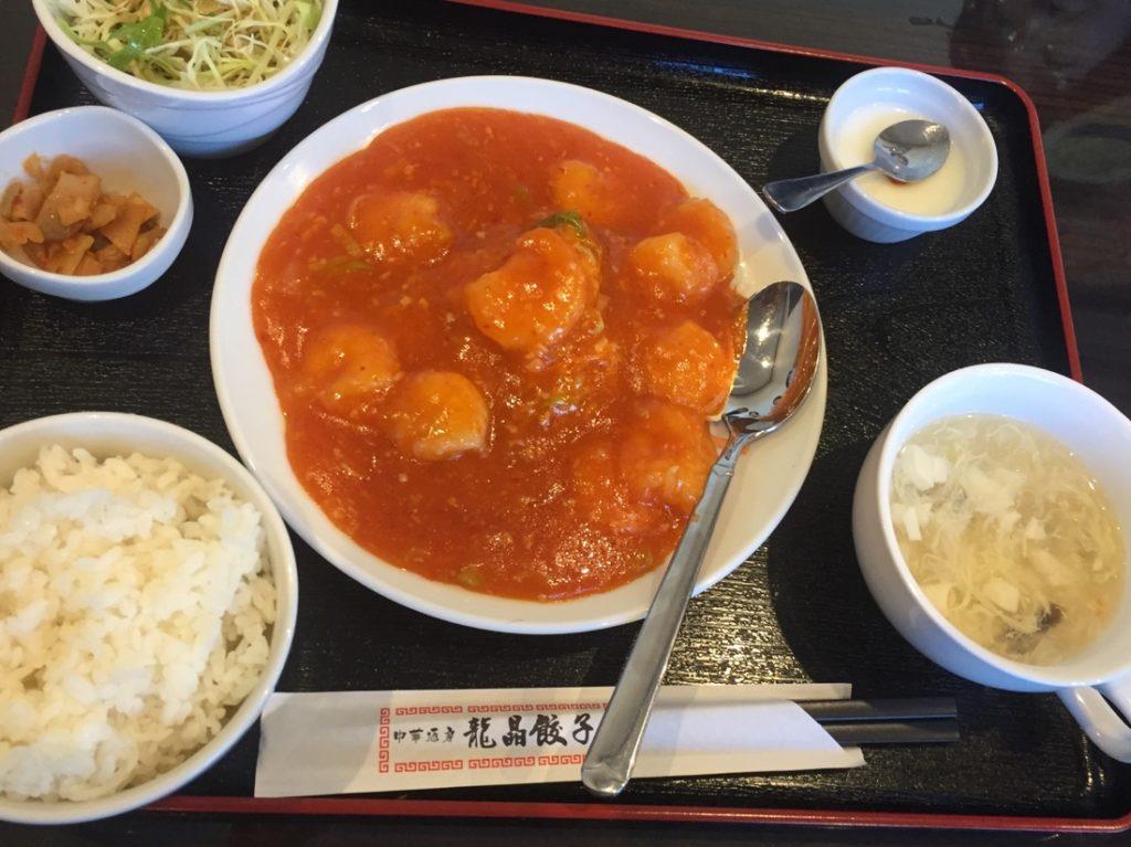 中華酒房 龍晶餃子