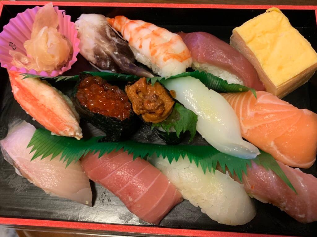 南柏『すし銚子丸』年末年始はテイクアウトのお寿司で楽しよう♪