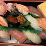 南柏『すし銚子丸』お正月はテイクアウトのお寿司で