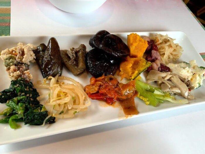 守谷『レストランテ・ジェノ』お野菜たっぷり欧風家庭料理