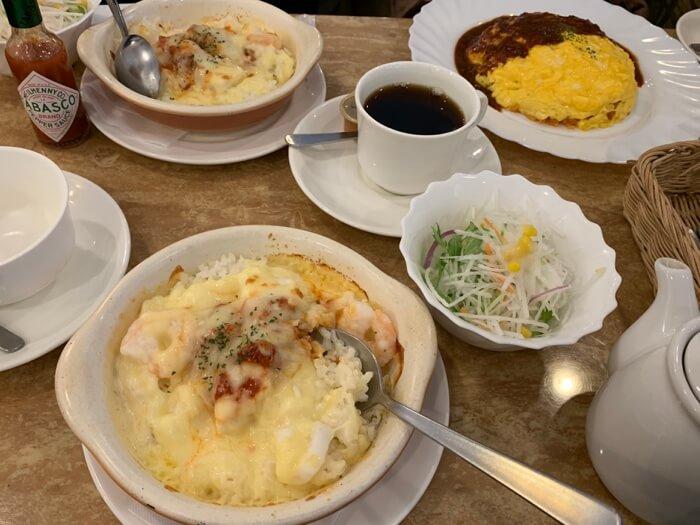 成城学園前『シュベール』昭和レトロな喫茶店