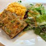 日比谷シャンテ『ゆとりの空間』で栗原さんちのお昼ごはん