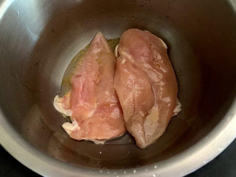 あさイチ しっとり鶏むね肉