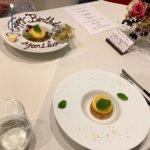 『 シラノ柏のフレンチレストラン』おしゃれな個室で女子会バースデイ