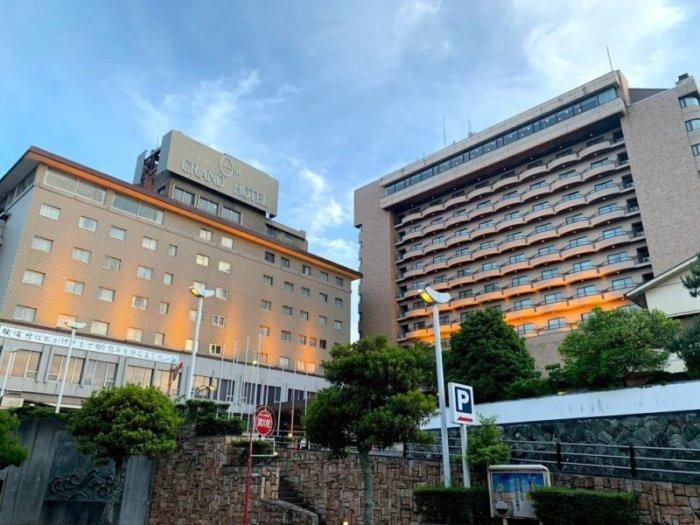 『グランドホテル浜松』老舗の大型ホテル・観光情報もご紹介
