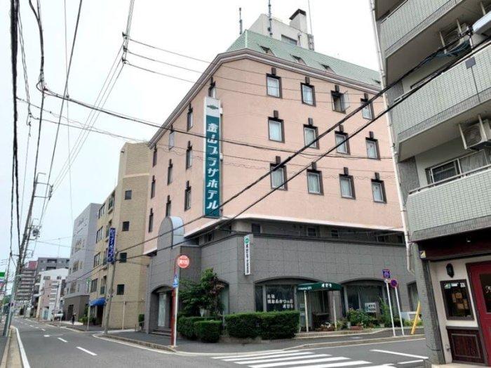 名古屋『金山プラザホテル』駅ちかでビジネスにも観光にも便利!