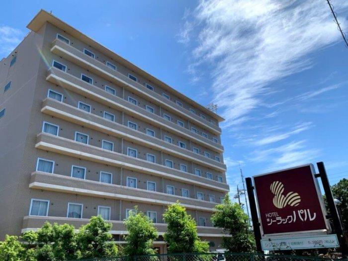 『ホテルシーラックパル焼津』駅ちか朝食無料の人気ビジネスホテル