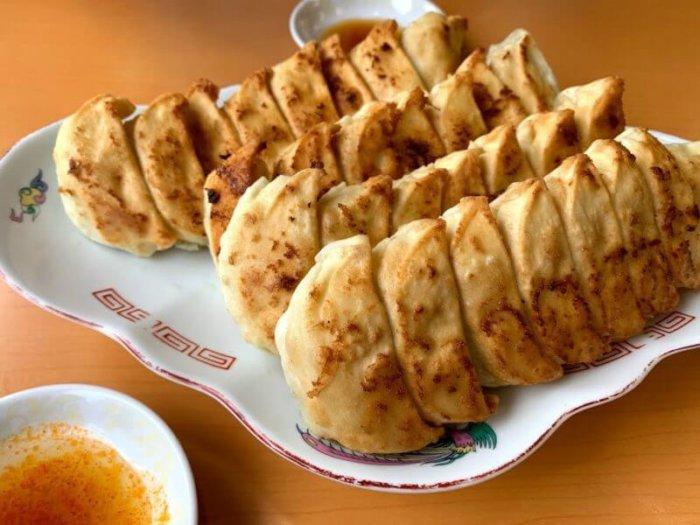 浜松餃子『福みつ』皮がサクっとぱくぱく何個でもいけちゃう