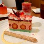 『ガトー・デュラ・メール・スリアン』名古屋でお得なケーキプレートセット