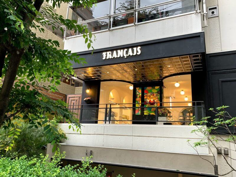 フランセ表参道本店