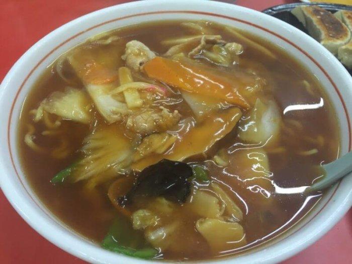 麺王 南柏