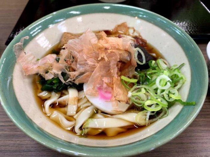 『宮きしめん 神宮店』名古屋!つるっと食べたい冷たいきしめん