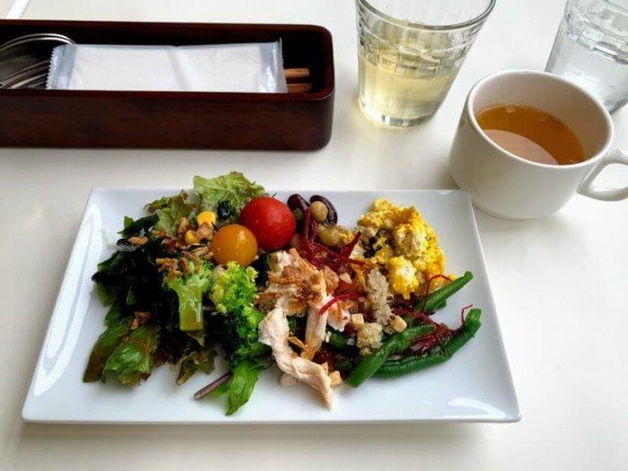 『神南軒』渋谷デートに女子会におすすめ!定番洋食とサラダバー
