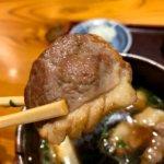 『手打蕎麦  鴨料理  一穂(いっすい)守谷』鴨料理と天ぷらどちらもおすすめ
