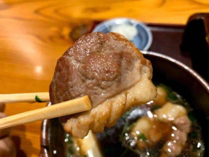 守谷『手打蕎麦  鴨料理  一穂(いっすい)』鴨料理と天ぷらどちらもおすすめ