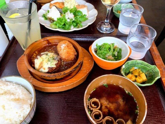 『あさり食堂』北千住ランチは下町バルの実力定食
