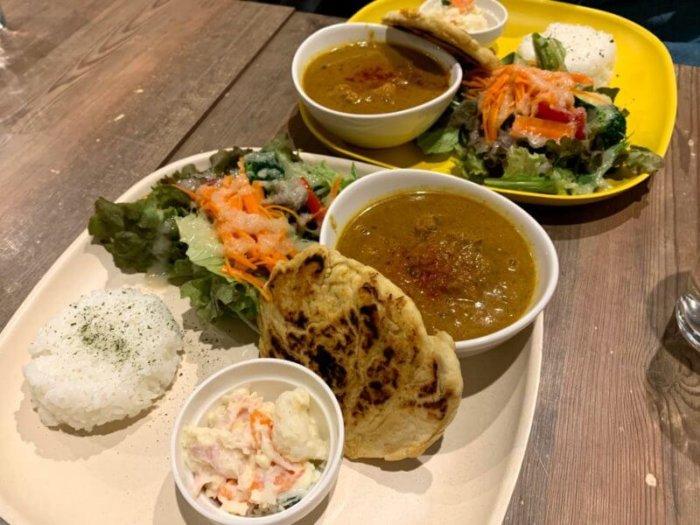 柏『KIKKAKE(キッカケ)』南インドのカレープレートと自家製おやつ