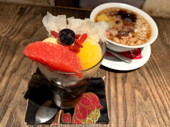 『台湾茶藝館 月和茶 吉祥寺店』で本場の台湾茶とデザートを