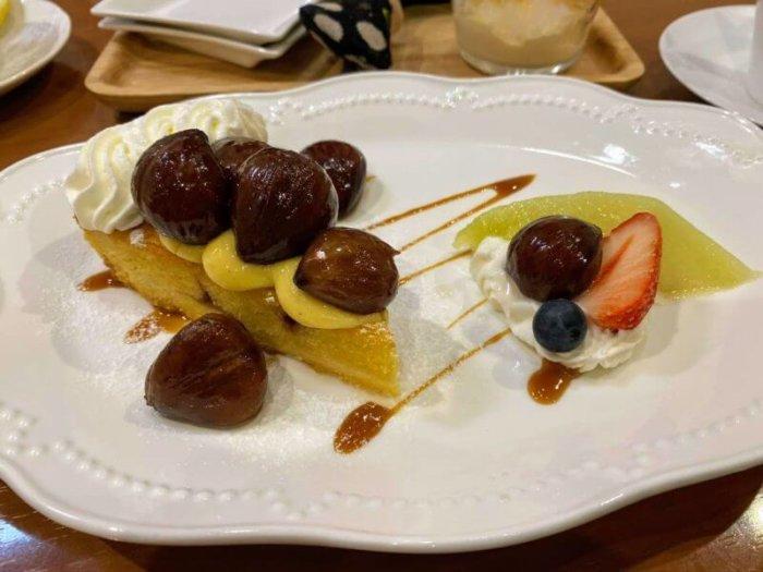 『カフェ・ド・ジュアン(樹杏)』地元愛感じる老舗のケーキ屋さん