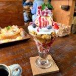 『Lunch&CafeSunny (サニー)』会津の山々に囲まれたちいさな一軒家カフェ