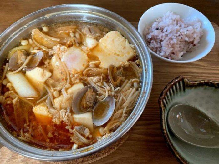 『きのう何食べた?正月スペシャル②』キムチチゲレシピ