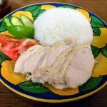 ホットクックの鶏むね肉でカンタン!カオマンガイ