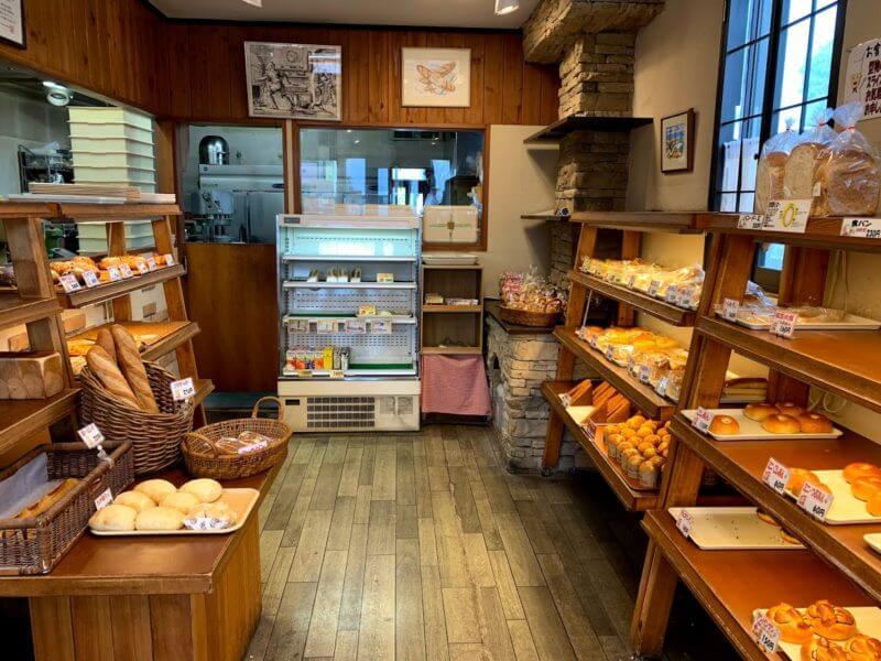 本格石窯パン工房ミルポンド