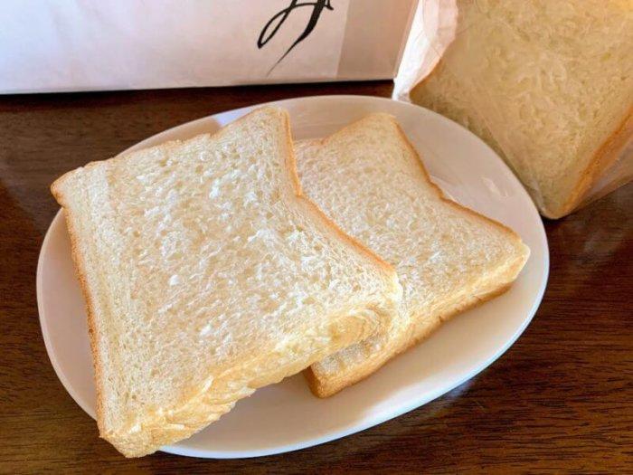 『乃が美 はなれ 柏販売店(移転)』の高級「生」食パン