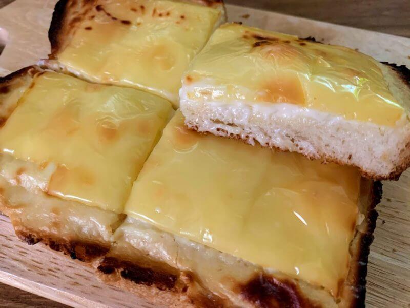 志麻さんのチーズトースト