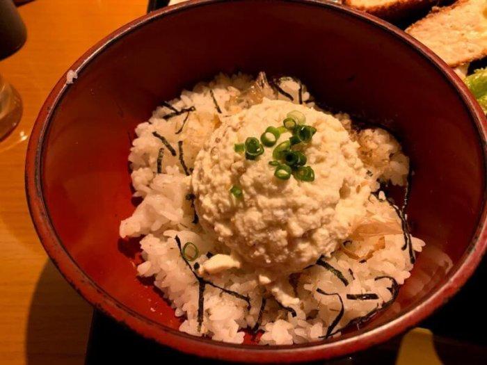 『とうふ創菜dining蒼 (あお)外苑前』安くてボリューム満点!ヘルシーお豆腐ランチ