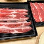 『菜べくら 柏増尾店』しゃぶしゃぶ食べ放題ディナー!お肉も野菜もデザートも