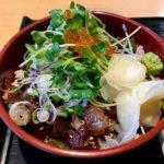 『和み食 風流』京成佐倉で居酒屋さんの海鮮丼