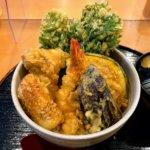『白花咲々』揚げたてサクサク熱々天丼!新鎌ヶ谷ランチ