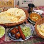 『インド・ネパール料理 タァバン』増尾でファミリーに人気のカレー店