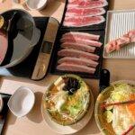 『菜べくら 柏増尾店』平日ランチが16時まで!のんびりしゃぶしゃぶ食べ放題
