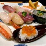 『蛇の目寿司』水戸ランチ!熱々茶わん蒸しとおまかせにぎり
