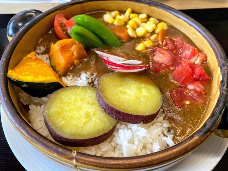 『野菜レストラン SHONAN』新鮮地元野菜のサラダバーやお惣菜が食べ放題